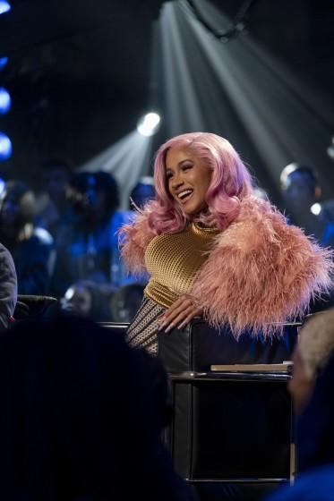 "Cardi B apologized to fans for promoting an Armenian fundraiser. <span class=""copyright"">(Eddy Chen / Netflix)</span>"