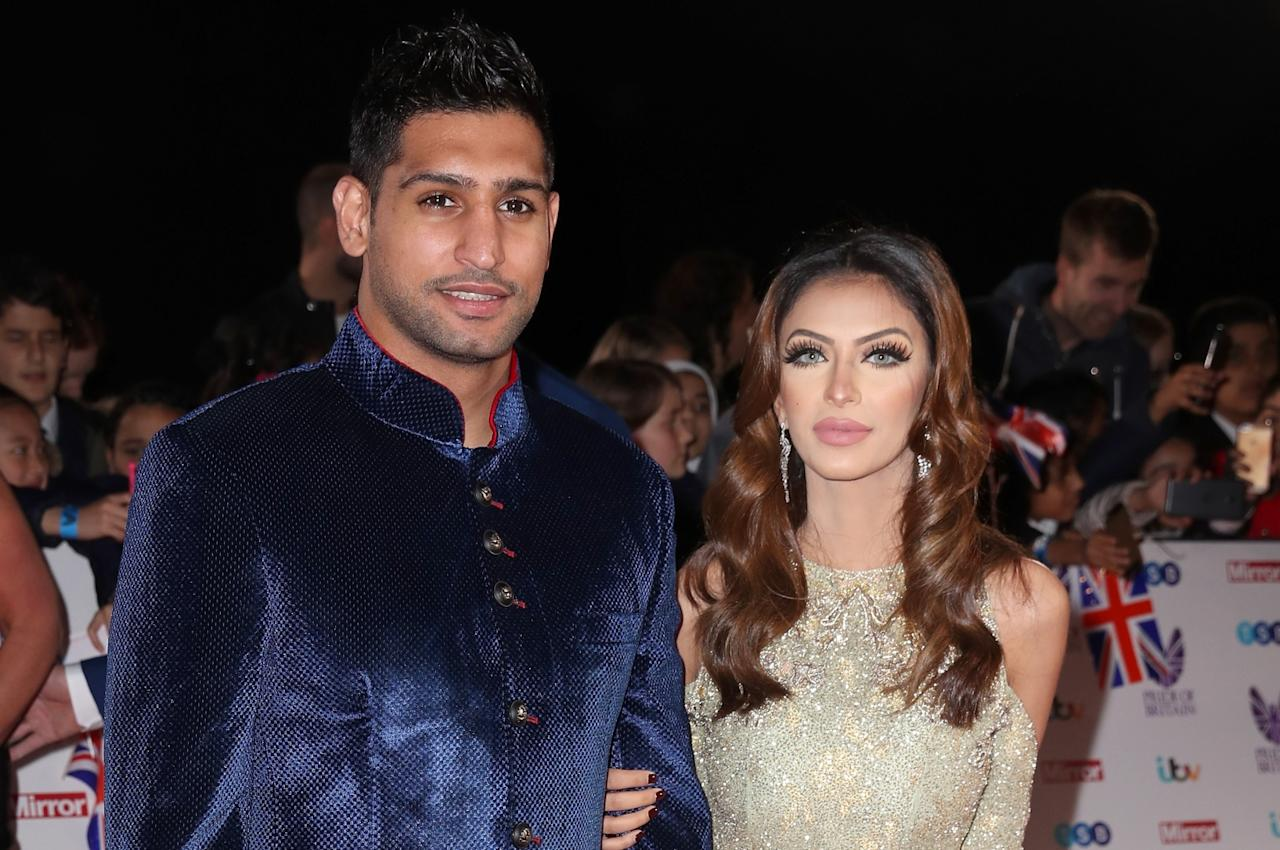 Amir Khan Discuss His Seperation From Wife,Faryl Makhdoom