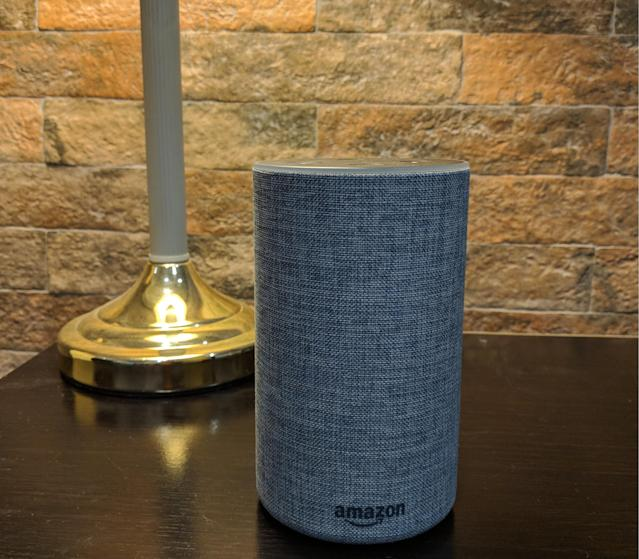 The new Amazon Echo packs an improved design and enhanced audio.