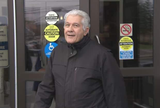 Yvon Arsenault, in a picture from February 2017, before he was incarcerated for molesting 9 boys between 1971 and 1980, while serving as a catholic priest.