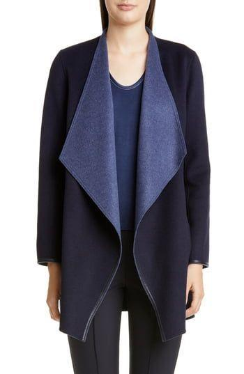 """<p><strong>LAFAYETTE 148 NEW YORK</strong></p><p>nordstrom.com</p><p><strong>$718.00</strong></p><p><a href=""""https://go.redirectingat.com?id=74968X1596630&url=https%3A%2F%2Fshop.nordstrom.com%2Fs%2Flafayette-148-new-york-valasca-reversible-wool-cashmere-jacket%2F5264390&sref=https%3A%2F%2Fwww.townandcountrymag.com%2Fstyle%2Ffashion-trends%2Fg33595537%2Fnordstrom-anniversary-sale-2020-womens-clothing%2F"""" rel=""""nofollow noopener"""" target=""""_blank"""" data-ylk=""""slk:Shop Now"""" class=""""link rapid-noclick-resp"""">Shop Now</a></p><p><em>Originally: $1,198</em></p>"""