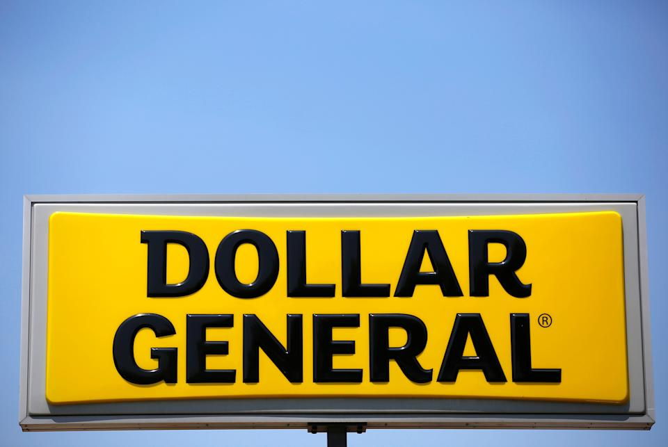 A sign is seen outside a Dollar General store in Chicago, Illinois, U.S. May 23, 2016.   REUTERS/Jim Young