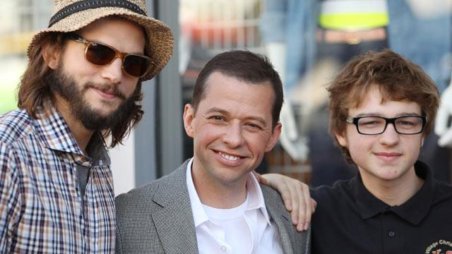 Actor 'Cool and Calm' After 'Two and a Half Men' Furor