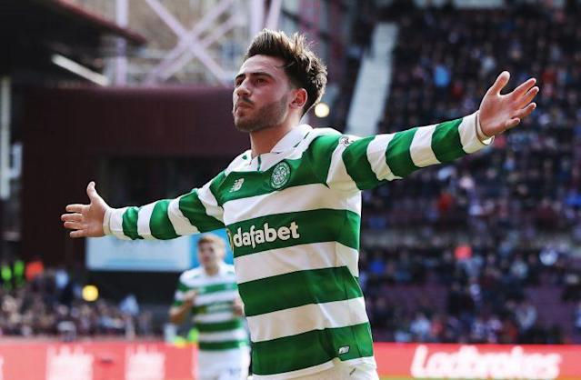 On-loan Manchester City winger Patrick Roberts