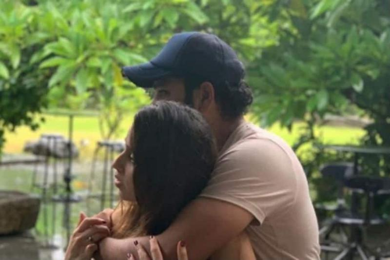 Rohit Sharma Uploads Picture With Wife on Social Media, Yuvraj Singh Posts Hilarious Comment