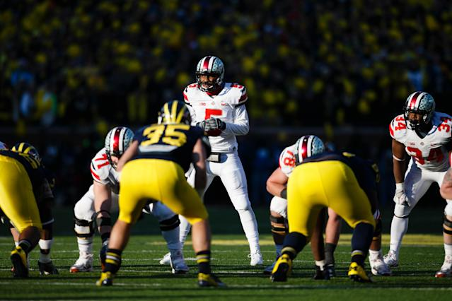 Random offseason tweet of the day: The Ohio State-Michigan rivalry never sleeps (Photo)