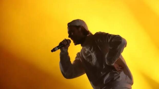 Canadian rapper Loud, whose real name is Simon Cliche Trudeau, was among those scheduled to perform in Laval between Sept. 16 and 19. (Guillaume Croteau-Langevin/Radio-Canada - image credit)