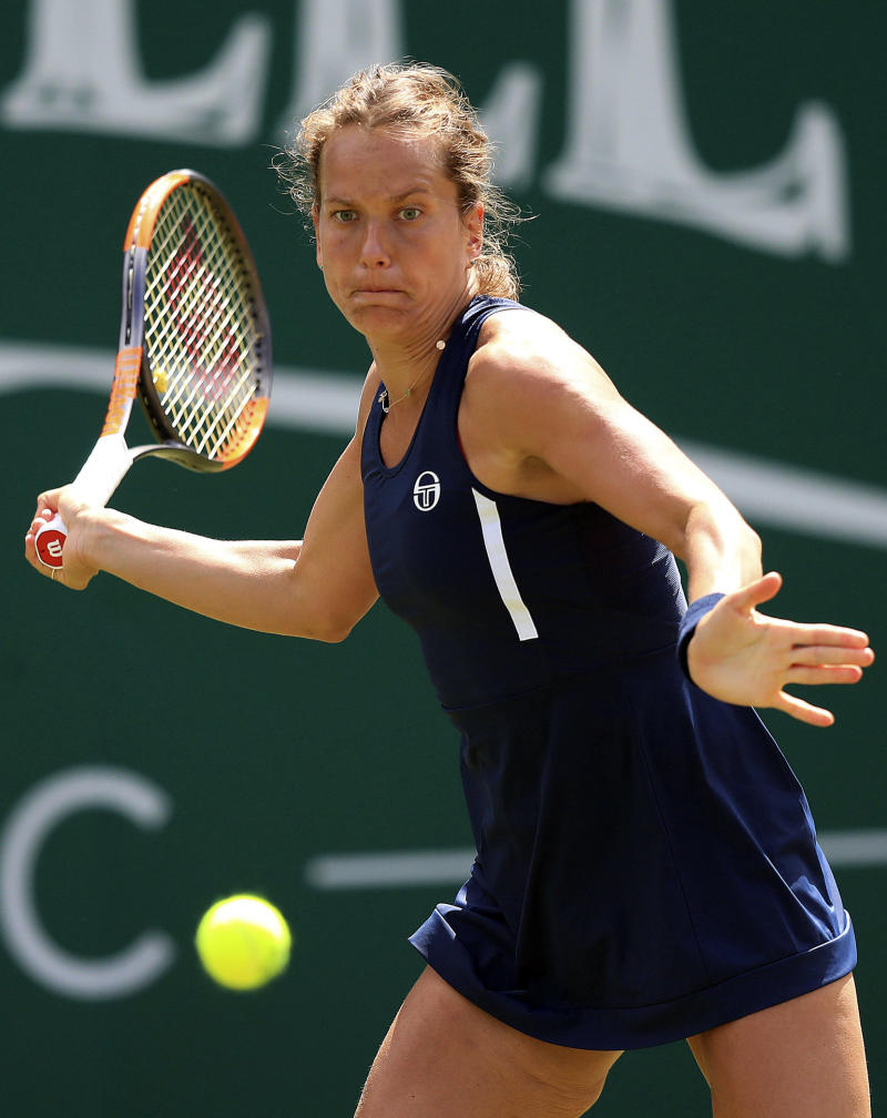 Kvitova takes WTA lead for wins