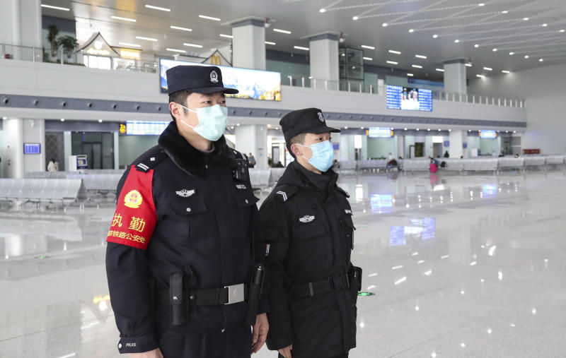Chinese citizens fear the government has 'not disclosed things about coronavirus'