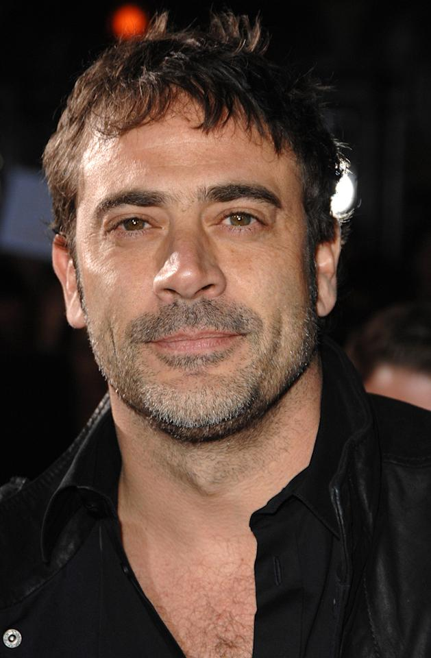 """<a href=""""http://movies.yahoo.com/movie/contributor/1800162296"""">Jeffrey Dean Morgan</a> at the Westwood premiere of <a href=""""http://movies.yahoo.com/movie/1810010670/info"""">Twilight</a> - 11/17/2008"""