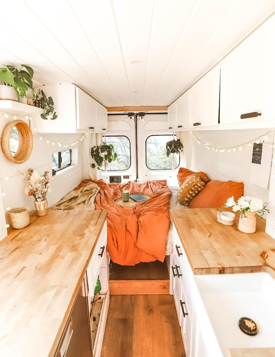 Young people are renovating vans, RVs and even school buses and turning them into homes.