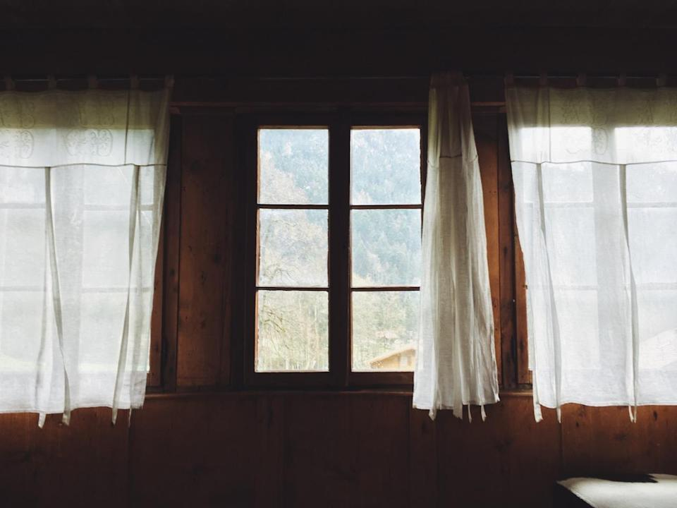 Likewise, install curtains and keep them closed to prevent drafts, but open them when it's sunny. The thicker the better. [Photo: Pexels]