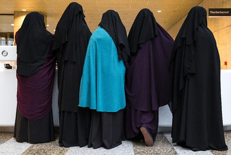 The full-face Islamic veil is set to be banned in public places in Austria