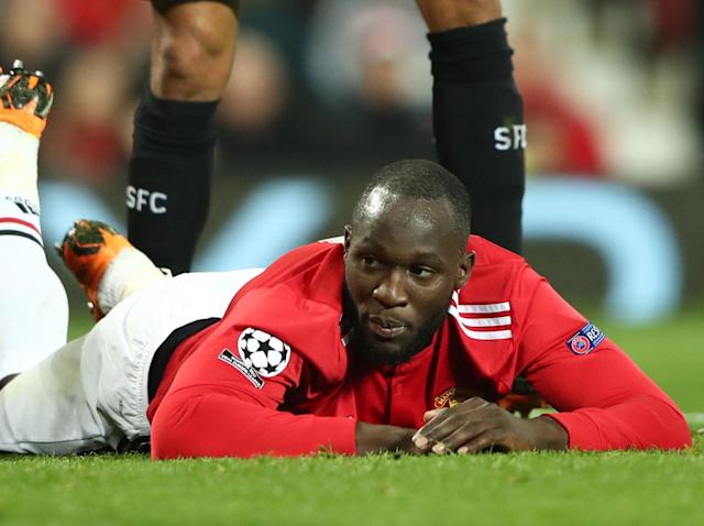 Romelu Lukaku clarifies what he meant after saying Manchester United teammates were 'hiding' against Sevilla
