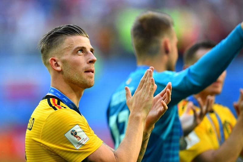 Future: Manchester United are interested to signing Toby Alderweireld: REUTERS