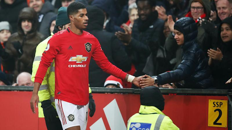 Marcus Rashford pleads for Government rethink on free school meal vouchers