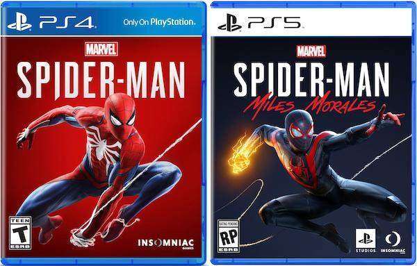 Marvel's Spider-Man:Miles Morales, PS5和PS4