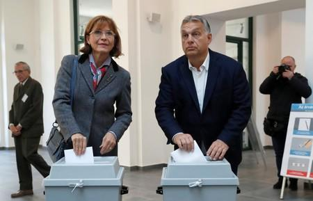 Hungary's local elections in Budapest
