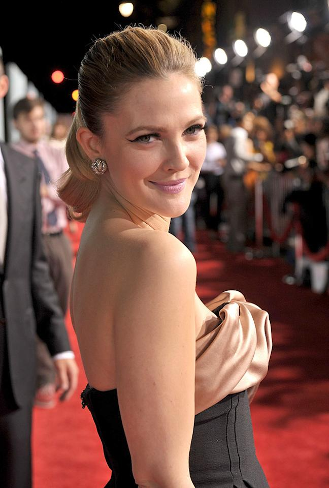 "<a href=""http://movies.yahoo.com/movie/contributor/1800016287"">Drew Barrymore</a> at the Los Angeles premiere of <a href=""http://movies.yahoo.com/movie/1809932969/info"">He's Just Not That Into You</a> - 02/02/2009"