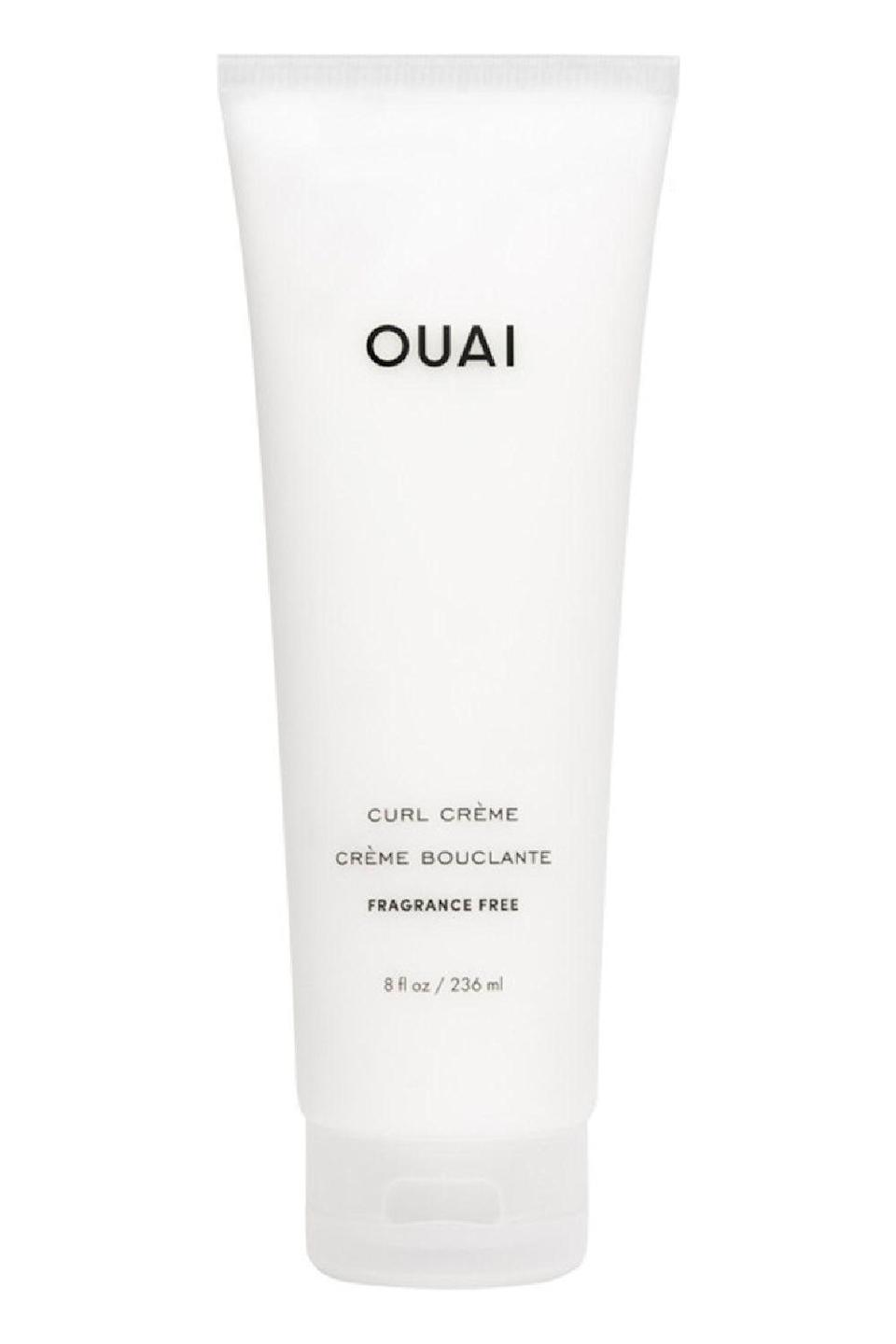 "<p><strong>OUAI</strong></p><p>nordstrom.com</p><p><strong>$32.00</strong></p><p><a href=""https://go.redirectingat.com?id=74968X1596630&url=https%3A%2F%2Fwww.nordstrom.com%2Fs%2Fouai-curl-creme%2F5882923&sref=https%3A%2F%2Fwww.cosmopolitan.com%2Fstyle-beauty%2Fbeauty%2Fg36119945%2Ffall-2021-hair-trends%2F"" rel=""nofollow noopener"" target=""_blank"" data-ylk=""slk:Shop Now"" class=""link rapid-noclick-resp"">Shop Now</a></p><p>If your hair has a natural curl to it, we'll stop <em>just</em> short of forcing you to buy this silicone-free <a href=""https://www.cosmopolitan.com/style-beauty/beauty/a23066979/best-curl-cream-natural-hair/"" rel=""nofollow noopener"" target=""_blank"" data-ylk=""slk:curl cream"" class=""link rapid-noclick-resp"">curl cream</a> designed for all <a href=""https://www.cosmopolitan.com/style-beauty/beauty/a26416683/curl-types/"" rel=""nofollow noopener"" target=""_blank"" data-ylk=""slk:curl types"" class=""link rapid-noclick-resp"">curl types</a>. It uses a combination of hair oils (like linseed, <a href=""https://www.cosmopolitan.com/style-beauty/beauty/g10297243/coconut-oil-products-for-hair/"" rel=""nofollow noopener"" target=""_blank"" data-ylk=""slk:coconut"" class=""link rapid-noclick-resp"">coconut</a>, and chia seed) to <strong>help define and moisturize your strands</strong> <strong>and add shine</strong> for the dreamiest curly whispies and edges. </p>"