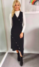<p>For those wishing to bag Holly's Warehouse dress and H&M jumper, they've both unfortunately sold out. But here's to hoping they make a comeback due to popular demand… </p>