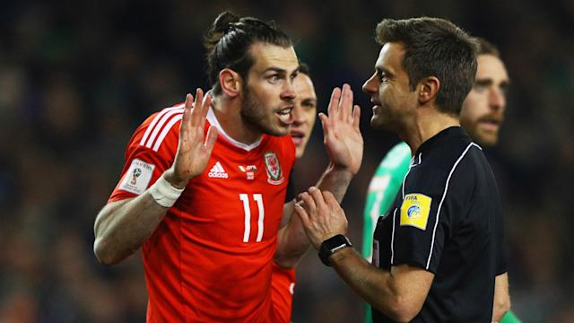 John O'Shea felt he was fortunate just to require stitches to his shin injury after a heavy challenge from Wales forward Gareth Bale.