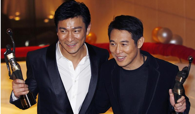 Martial arts superstar Jet Li has been plagued by injuries since his teenage days:'I'm in pain but I'm not in a wheelchair yet'