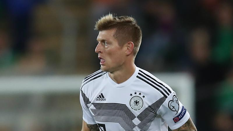 Kroos and Goretzka return to Germany squad for final qualifiers