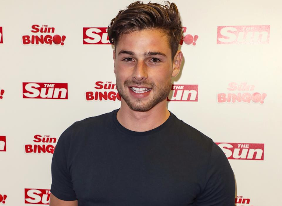 'Love Island' 2019 contestant Tom Walker has married his secret girlfriend. (Getty Images)