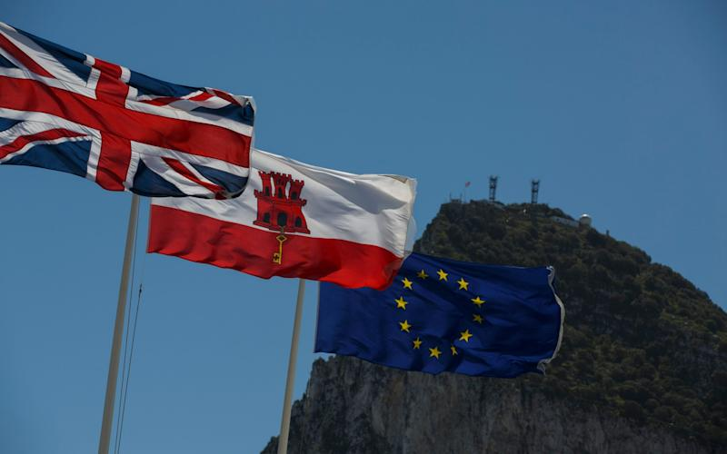The post-Brexit row over sovereignty of Gibraltar has rumbled on.  - Getty Images Europe
