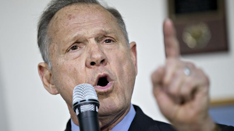 Roy Moore Criticizes Effort To Make Sure All Eligible Voters Can Vote In Alabama