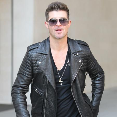 Thicke: My marriage is wild