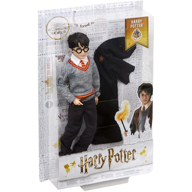 Shown In Box Harry Potter Film Inspired Collector Doll 2097 At Walmart Photo