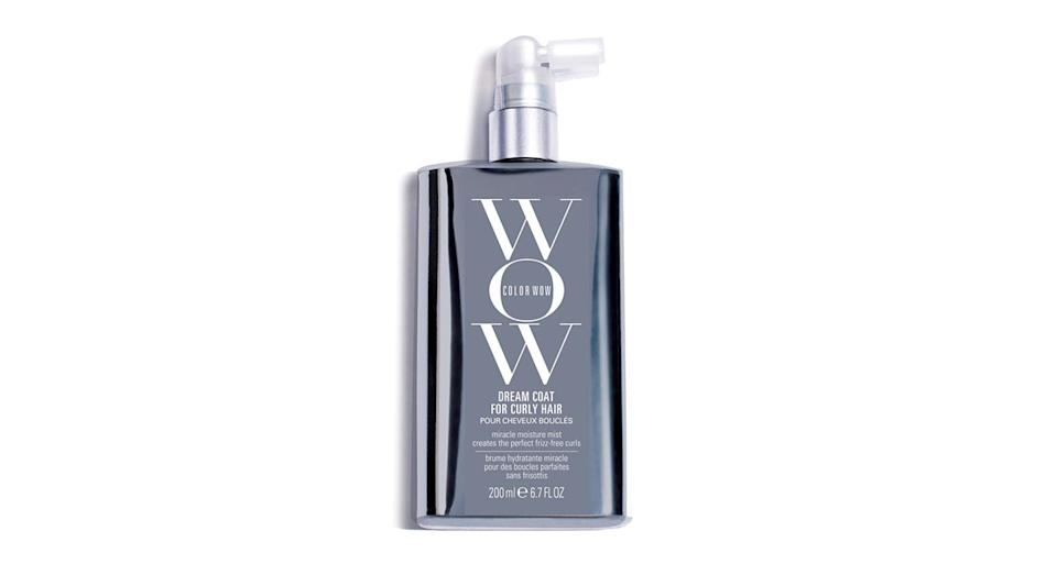 <p>Struggling to control your curly mane? This is the product for you. This lightweight spray delivers the combined benefits of gels, serums and creams providing a way to keep your locks defined and glossy. Apply post-shower, spraying each section of your hair liberally. </p>