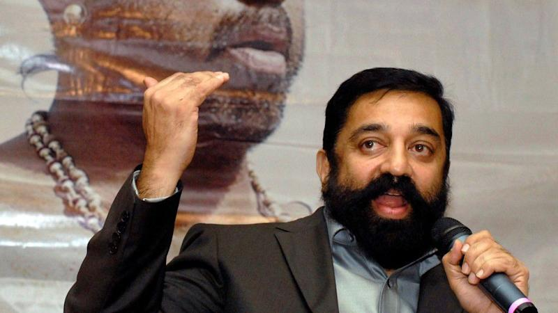 Police Complaint Against Kamal Haasan for Hurting Hindu Sentiments