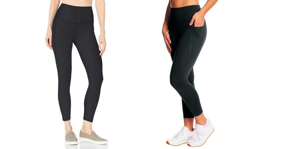 C9 Champion Women's High Waist Cropped Legging (Photo: Amazon)