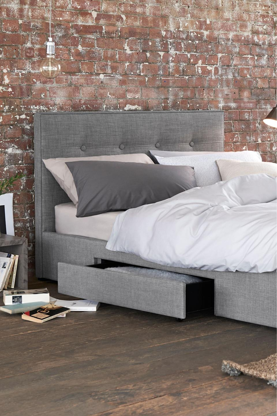 2 Drawer Bedstead Studio Collection By Next   £280 (Was £475). [Photo: Next]