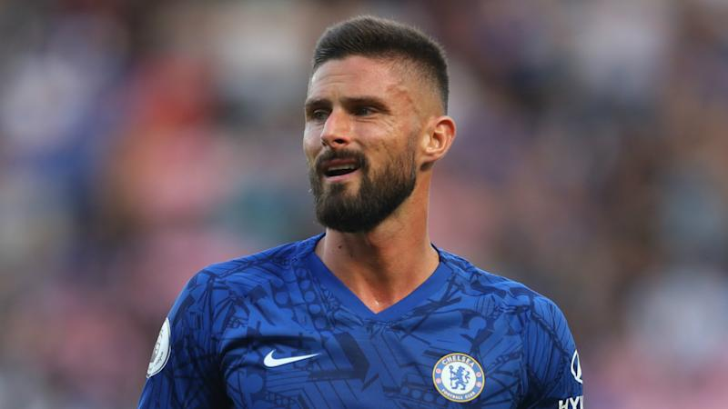 Olivier Giroud will only leave if it 'benefits' Chelsea, insists Morris