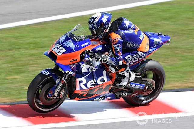 """Miguel Oliveira, Red Bull KTM Tech 3 <span class=""""copyright"""">Gold and Goose / Motorsport Images</span>"""
