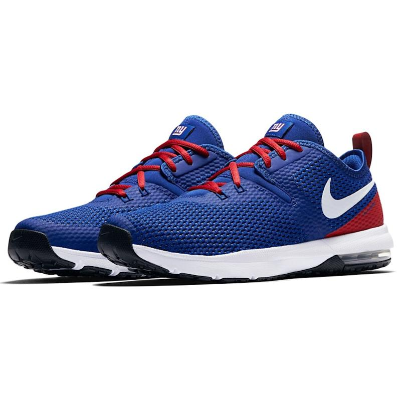 Nike New York Giants Air Max Typha 2 Shoes