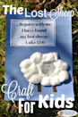 "<p>Teach your kids about the sweet story of the lost sheep with this craft as you prepare for Easter.</p><p><strong>Get the tutorial at <a href=""http://www.intentionaldabblings.com/lost-sheep-craft/"" rel=""nofollow noopener"" target=""_blank"" data-ylk=""slk:Intentional Dabblings"" class=""link rapid-noclick-resp"">Intentional Dabblings</a>.</strong></p><p><strong><strong><a class=""link rapid-noclick-resp"" href=""https://www.amazon.com/Colorations-BRITESTK-Bright-Construction-Paper/dp/B00826ENU2/?tag=syn-yahoo-20&ascsubtag=%5Bartid%7C10050.g.30928377%5Bsrc%7Cyahoo-us"" rel=""nofollow noopener"" target=""_blank"" data-ylk=""slk:SHOP CONSTRUCTION PAPER"">SHOP CONSTRUCTION PAPER</a></strong><br></strong></p>"