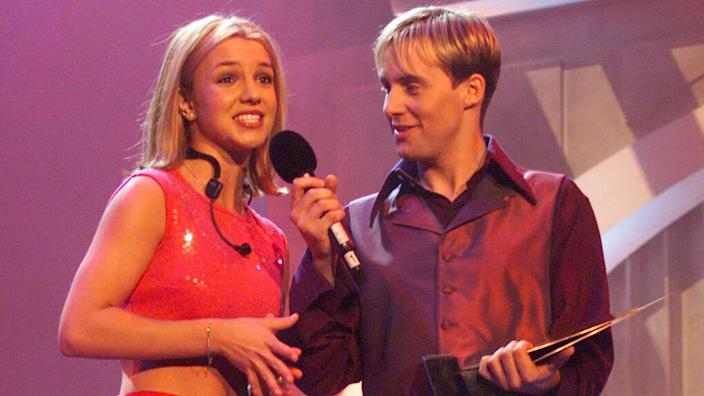Ian 'H' Watkins made friend with Britney Spears while touring with her and travelled in her private jet (Image: Getty Images)