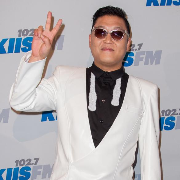 Psy Earns £5 Million From 'Gangnam Style' Success In 2012