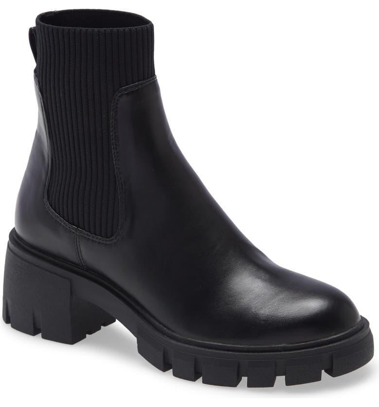 """<h2>Steve Madden Hayle Platform Chelsea Boots 34% Off<br></h2><br>""""I'm trying to build my fall-winter wardrobe right now before I stumble upon another NY winter surprised I have no weather-appropriate clothing. I also love a boot made for stomping so I can figuratively walk all over the patriarchy."""" <em>– Chichi Offor, Affiliate Associate Writer</em><br><br><strong><em>Next Best Deal:</em></strong><em> Since Steve Madden Hayle Platform Chelsea Boots are almost sold out, try these still-in-stock <a href=""""https://www.nordstrom.com/s/marc-fisher-ltd-padmia-chelsea-boot-women/5918027"""" rel=""""nofollow noopener"""" target=""""_blank"""" data-ylk=""""slk:Marc Fisher Padmia Chelsea Boots"""" class=""""link rapid-noclick-resp"""">Marc Fisher Padmia Chelsea Boots</a> instead!</em><br><br><em>Shop <strong><a href=""""https://www.nordstrom.com/brands/steve-madden--469"""" rel=""""nofollow noopener"""" target=""""_blank"""" data-ylk=""""slk:Steve Madden"""" class=""""link rapid-noclick-resp"""">Steve Madden </a></strong><br></em><br><br><strong>Steve Madden</strong> Hayle Platform Chelsea Boot, $, available at <a href=""""https://go.skimresources.com/?id=30283X879131&url=https%3A%2F%2Fwww.nordstrom.com%2Fs%2Fsteve-madden-hayle-platform-chelsea-boot-women%2F5916858"""" rel=""""nofollow noopener"""" target=""""_blank"""" data-ylk=""""slk:Nordstrom"""" class=""""link rapid-noclick-resp"""">Nordstrom</a>"""