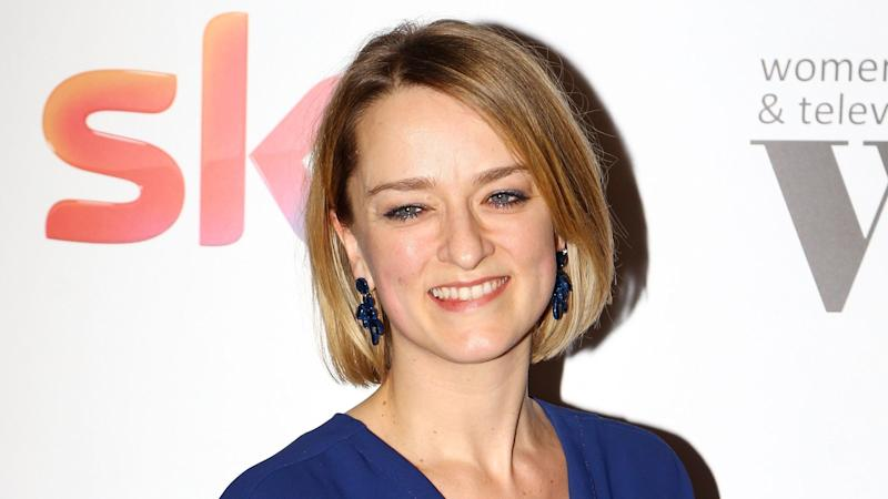 BBC defends Laura Kuenssberg over tweets about father who confronted PM