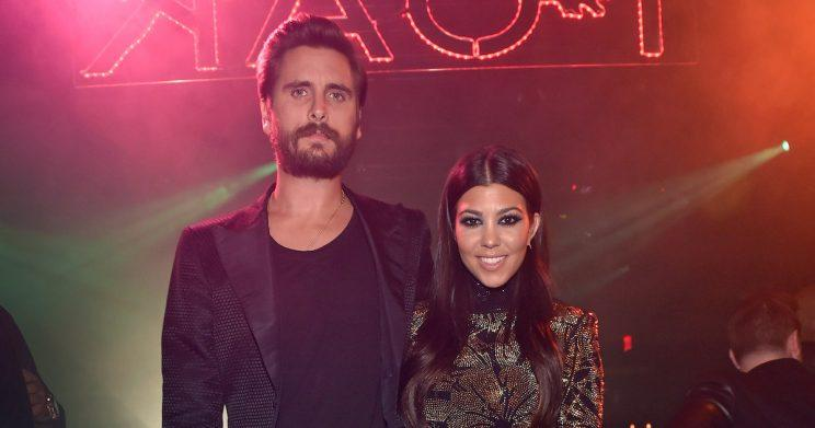 David claimed he was responsible for introducing Scott to the Kardashians (Getty/David Becker)