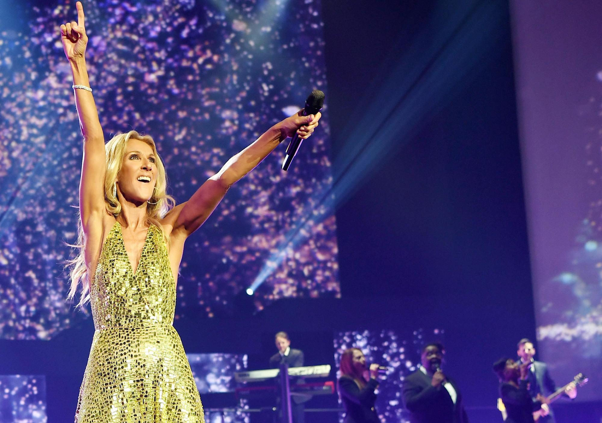 Celine Dion gossip, latest news, photos, and video.