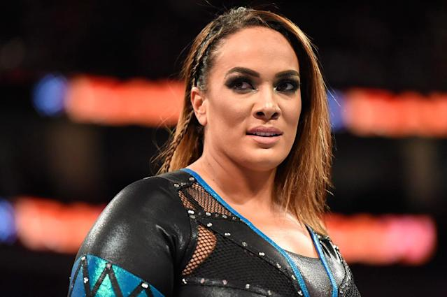 WWE fans' reaction to Nia Jax's bathing-suit selfie: 'You're beautiful inside and out.' (Photo: Getty Images)