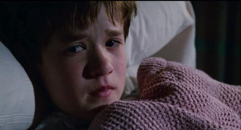 Osment in The Sixth Sense (Credit: Buena Vista Pictures)