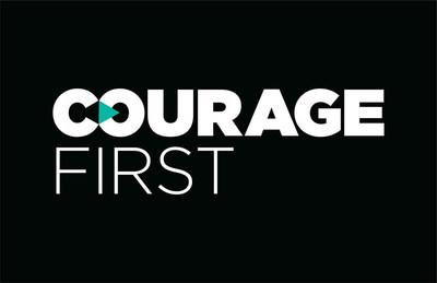 Courage First Logo